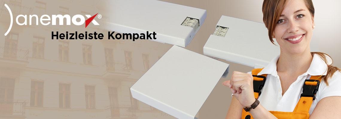 anemox® Heizleiste Kompakt